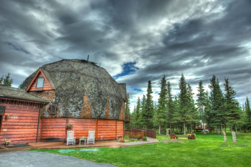 Denali Dome Home Bed and Breakfast