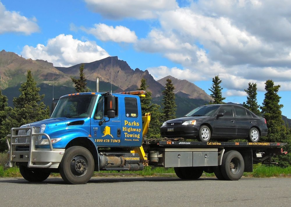 Parks Highway Service & Towing