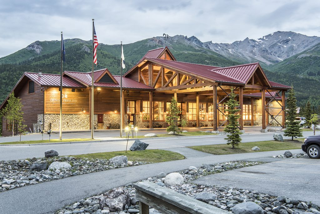 Denali Princess Wilderness Lodge Denali Chamber Of Commerce