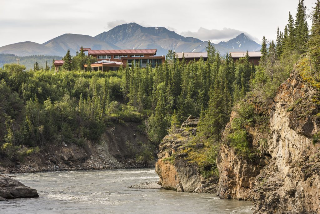 Mckinley chalet resort denali chamber of commerce for Denali national park cabins