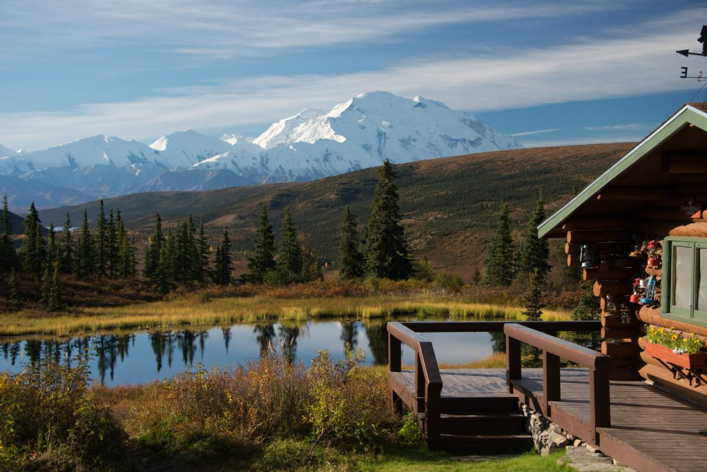 Camp Denali & North Face Lodge
