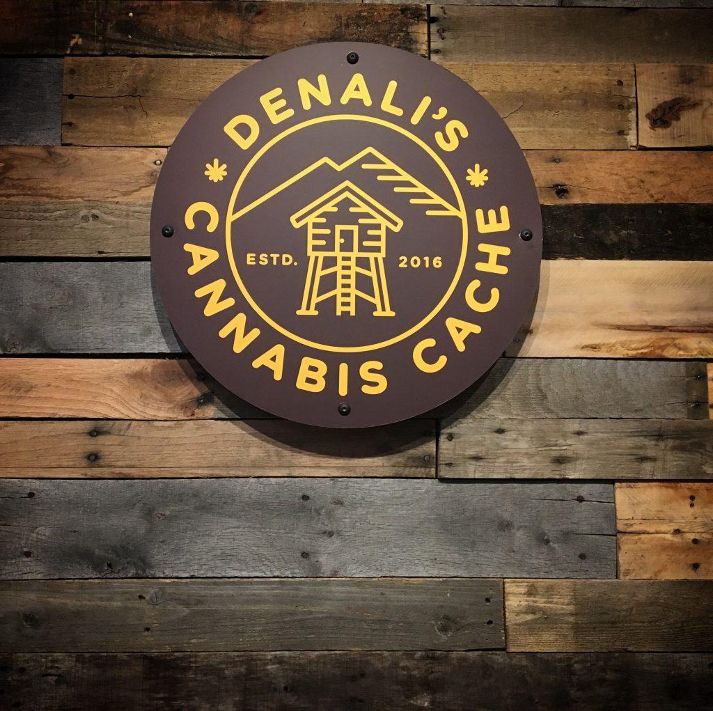 Denali's Cannabis Cache