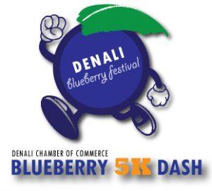 Blueberry 5k Dash @ McKinley Chalets, Denali Square
