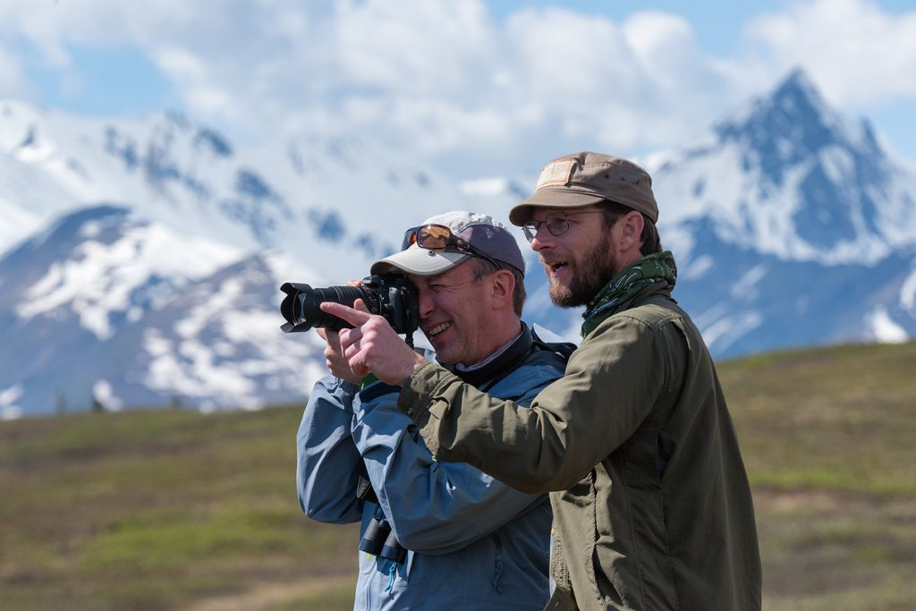 Denali Photo Guides